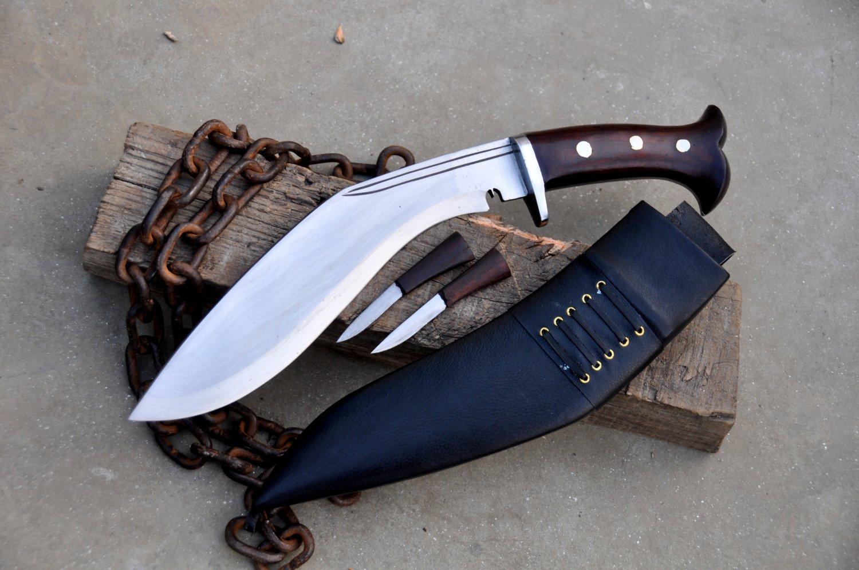 13 inches blade traditional yogall kukri/khukuri knife-Handmade in Nepal