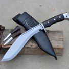 10 inches Blade Eagle Handle kukri knife handmade in Nepal