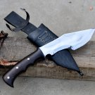 7 inches Blade Arrow Bowie-Handmade bowie knife-knives-kukri-khukuri-handforged