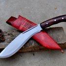 12 inches Blade Custom kukri/khukuri knife-Handmade in Nepal-Ready to use