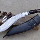 10 inches 3 chirra Beast kukri-Gurkha knife-knives from Nepal-Handmade kukri from Nepa