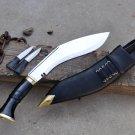 10 inches kukri-Standard gurkha knife-knives hand forged in Nepal-Real working kukri knife