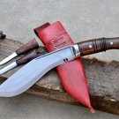 Full tang jungle kukri-8 inches blade khukuri-handmade kukuri knife from Nepal