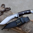 5 Eagle khukuri-kukri-handmade knife-knives-water tempered-full tang-sharp-Ready to use