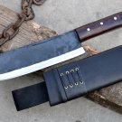 8 inches Blade Cleaver knife-Kitchen cleaver knives-Handmade in Nepal-Ready to use