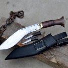 9 Blade Nepal police standard issue khukuri-Handmade kukri from Nepal-Ready to use-Standard size