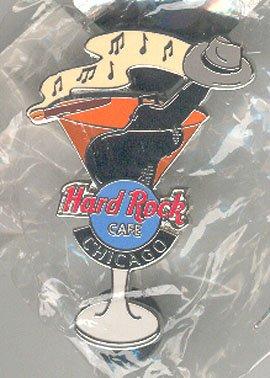 Chicago Martini #2 pin