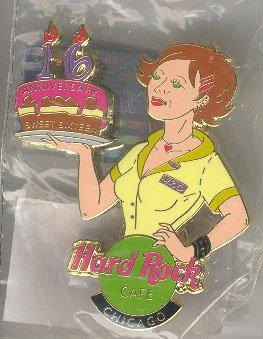 Chicago 16th Anniversary Pin