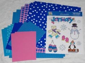 January Theme Kit