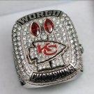 2020 KANSAS CITY CHIEFS Super Bowl 54 Championship Ring 8-14S