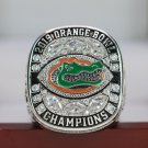 2019 Florida Gators Orange Bowl NCAA National Championship ring Fan ring 7-15S
