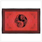 34363 Yin-Yang Dragon Print Sheet