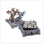 37128 Dragon Chess Set