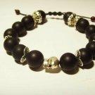 Amber bracelet Natural baltic Amber bracelet pressed silver details 16.90gr.B135
