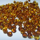 100 grams Cognac Genuine Baltic amber baroque shape loose beads with hole