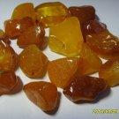 Natural  Genuine  Baltic Amber 17 Unit Stones 30.78gr  N-19