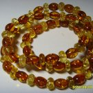 Mixed Beads  Genuine Baltic Amber Necklace 12.04 gr. A-158