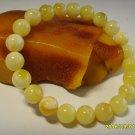 Natural Genuine Baltic Amber Bracelet 8.27gr. A-364