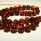 Islamic 33 Prayer beads Genuine Baltic Amber pressed Tasbih misbaha 20,77gr B674