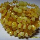 Lot 10 Wholesale Baby Butter  Genuine Baltic Amber Bracelets 19.52gr. C140