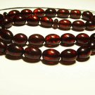 Islamic 33 Prayer beads Genuine Baltic Amber pressed misbaha Tasbih  26,98grB757