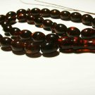 Islamic 33 Prayer beads Genuine baltic Amber pressed  Tasbih  28,30gr B-382
