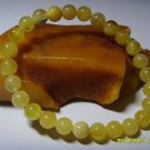 Natural Genuine Baltic Amber elastic Bracelet 6.06gr. A-257