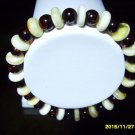 Amber bracelet Mixed Beads Genuine Baltic Amber Bracelet 7.37gr A- 94