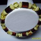 Genuine Baltic Amber elastic Bracelet 6.81 gr. A-303