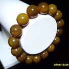 Genuine Baltic Pressed Amber unisex Bracelet  19.80 gr B-13