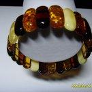 Exclusive Genuine  Baltic Amber Bracelet 17gr A-404