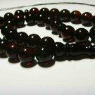 Islamic 33 Prayer beads Natural Baltic Amber pressed Tasbih Misbaha 26,38gr B724