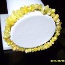 Butter Natural Genuine Baltic Amber Bracelet 4.76gr. A-350