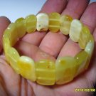 Natural Genuine Baltic Amber Bracelet 15.23gr. A-180