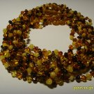 Lot of 10  Baby Color mix Genuine Baltic Amber Necklaces 36,97gr. F-221