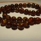 Islamic 33 Prayer beads  Genuine Baltic pressed  Amber Tasbih 36,48gr B-655