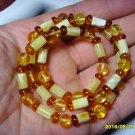 Authentic Mixed Beads Natural  Genuine Baltic Amber Necklace 11.15 gr. A-118
