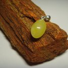 Genuine Baltic Amber Pendant with silver 1.48gr. A-795