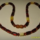 Amber necklace  Authentic  Genuine Baltic Amber Necklace 11.73 gr. A-18