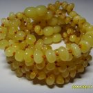 Lot of 10 Wholesale Baby Butter  Genuine Baltic Amber Bracelets 19.36gr. C143