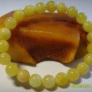 Genuine Baltic Amber elastic  Bracelet 7.92gr. A-41