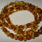 Authentic Mixed Beads Genuine Baltic Amber Necklace 8.47 gr. A-292