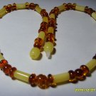 Authentic Mixed Beads Genuine Baltic Amber Necklace 11.74 gr. A-179