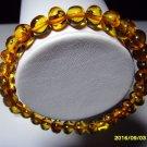 Cognac Genuine Baltic Amber Bracelet  6.09gr.A-495