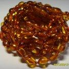 Lot of   10  Baby Cognac  Genuine Baltic Amber Bracelets 18.12gr. C-130