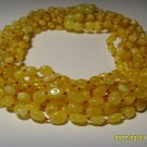 Lot 10 Wholesale Baby Genuine butter Baltic Amber Necklaces 39.10gr. F-146