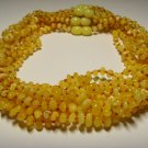 Lot 10 Wholesale Baby Genuine Butter Baltic Amber Necklaces 31,74gr. F-150