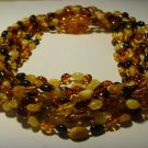 Lot of 10 Wholesale  Baby  Genuine Baltic Amber Necklaces 34,20g.B-32