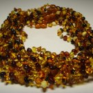 Lot of 10 Wholesale  Baby Children  Genuine Baltic Amber Necklaces 53.80g. B-171
