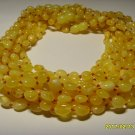 Lot 10 Wholesale Baby Genuine butter Baltic Amber Necklaces 40.26gr. F-147